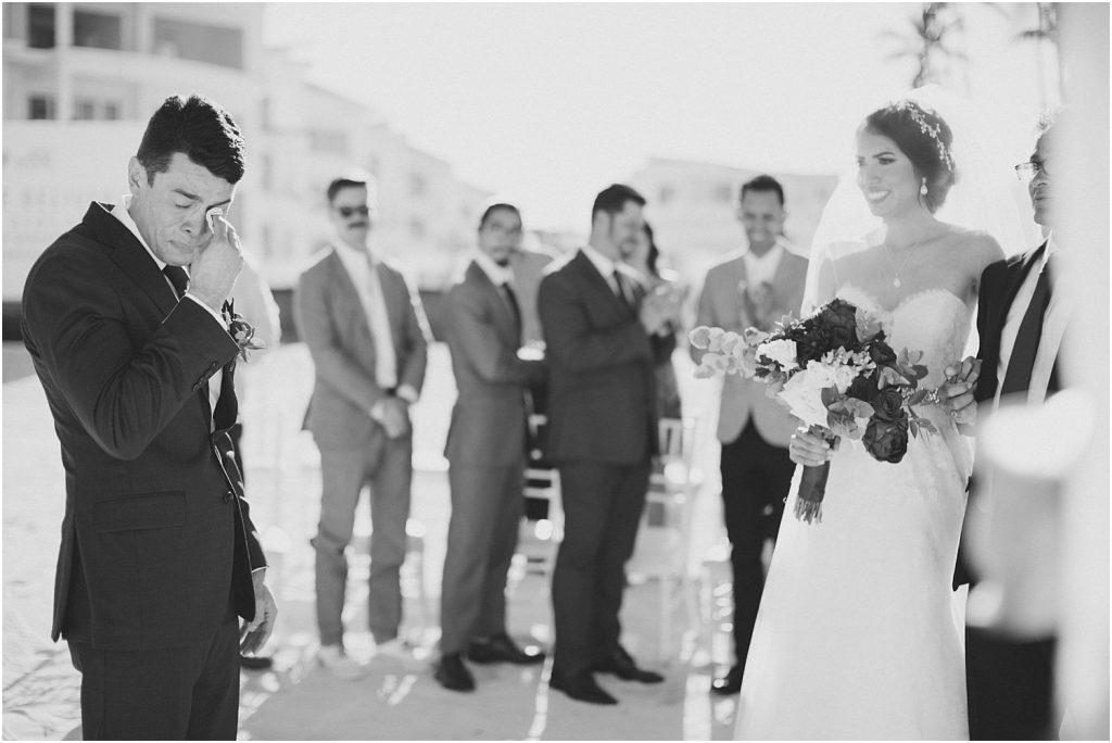 punta cana jellyfish wedding
