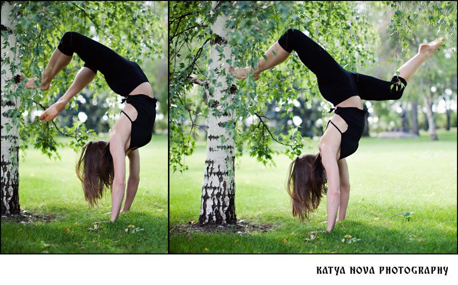 vancouver nature yoga